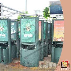 清仓促销 环保灯箱 垃圾桶灯箱 太阳能广告灯箱 特价回馈