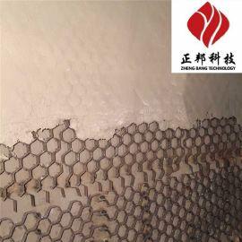 科技公司提供环保耐腐耐磨胶泥龟甲网陶瓷涂料