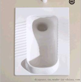 鼎派卫浴DIYPASS  BT-5618 陶瓷蹲便器