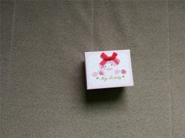 首飾包裝盒 高檔飾品禮品盒 直角紙盒