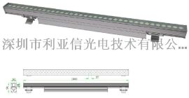 LED洗牆燈 36W洗牆燈 高壓洗牆燈 線性投光燈 線條燈