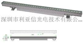 LED洗墙灯 36W洗墙灯 高压洗墙灯 线性投光灯 线条灯