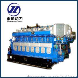 柴油发电机组   山东重能动力  2000kw重油发电机组