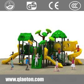 巧童QT614幼儿园公园小区户外大型组合滑梯
