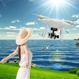 鼎峯X1升級版 專業航拍高清飛行器 遙控飛機無頭功能無人飛機