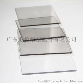 优质PC透明耐力板 透光率高达88% 耐候加硬防刮花