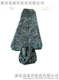 虎斑迷彩棉睡袋