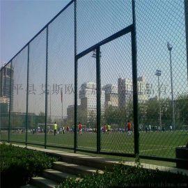 如何选购勾花网球场护栏 体育场防护网 专业安装球场围栏15年