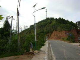 四川自贡太阳能路灯价格|自贡市村村亮太阳能路灯