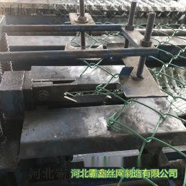 河北霸鑫专业生产全自动勾花网机械@实力生产