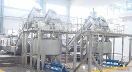 果蔬汁、茶饮料生产线