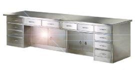 无锡金菲兰不锈钢水箱工作台办公台操作台衣柜以及其他不锈钢制品