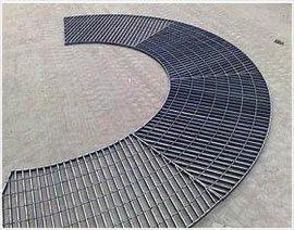 钢格板厂  花纹钢格板      沟盖板