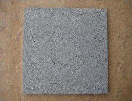 长泰G654火烧面幕墙石材 芝麻黑外墙干挂板