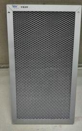 厂家直销空压机专用黑色防尘吸尘过滤棉防尘网