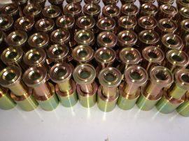 昌丰橡塑有限公司生产胶管接头、普材(45号钢)英美制接头、H型接头