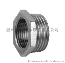 不锈钢201/304/316补芯,补心,内外丝接头,内外丝大小头