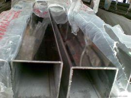 304抛光不锈钢管 湖南钛金不锈钢方通