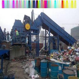 贵州贵阳机械设备HJ1600型金属易拉罐破碎机 大型废钢破碎机