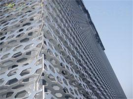 亚轩外墙装饰铝板冲孔网制造厂