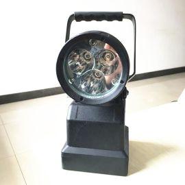 jiw5281防爆手提led强光磁力探照灯价格