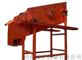 建材、化工行业用圆振动筛设备,采石场振动筛