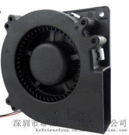 12V渦輪直流鼓風機散熱風扇