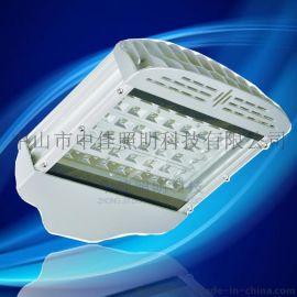 新款型材路燈頭56W外殼套件廠家批發直銷