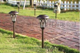 扬州弘旭供应不锈钢太阳能户外庭院灯草坪灯园林景观灯插地灯