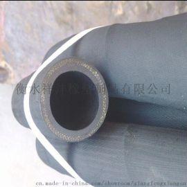 祥沣橡塑喷砂橡胶软管 砂石输送管 耐磨橡胶管