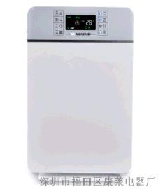 空气净化器 家用礼品负离子生态仪杀菌净化器除烟尘PM2.5雾霾