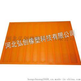 厂家专业生产耐磨聚氨酯板 聚氨酯脱水筛板