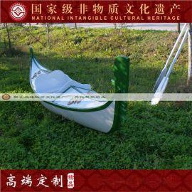 楚歌厂家直销威尼斯贡多拉婚纱摄影房产公司装饰欧式手划船