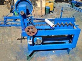 全自动无划伤工艺品金属丝调直切断机 金属线材直丝机 镀锌钢丝铁丝压轮调直机