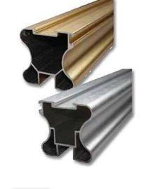 专业生产6061各种优质 淋浴房铝型材 家具铝型材 壁柜门铝型材