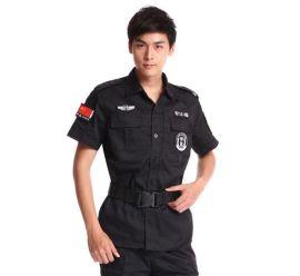 深圳綠洲服飾最新款式保安服 物業門衛工作服 制服執法 執勤服