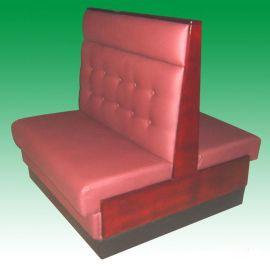 衆美德定做卡座沙發|辦公卡座|家庭餐廳卡座沙發尺寸