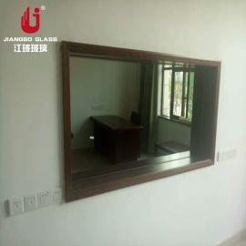 原子镜厂家 心理咨询室单向玻璃 单面镜