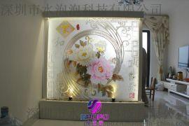 中山市水幕墙气泡墙批发,玻璃流水墙,玻璃气泡墙,水泡泡气泡墙,水泡泡屏风,价格