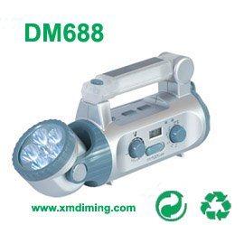 手摇充电手电筒原理_手摇手电筒,太阳能手电筒,手机充电电筒(DM688)【价格,厂家