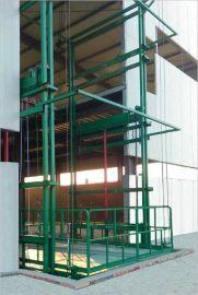 工程设备-货物运输链条式升降货梯-升降平台-济南天越供应广东开平