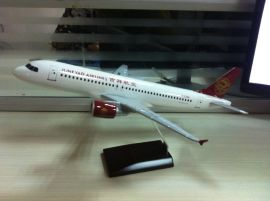 A320吉祥航空客機飛機模型 樹脂飛機 ABS飛機模型 廠家直銷