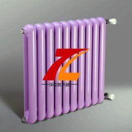 钢制柱型暖气片QFGZ206外观靓丽可选择性多散热性好-泽臣