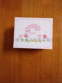 粉色 卡通礼品盒 通用