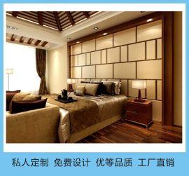 杭州众威家居有限公司艺术镜片硬包浮雕软包卧室软包宾馆软包杭州硬包厂家