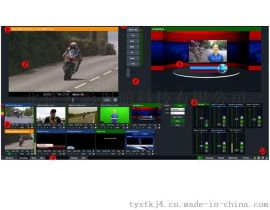 新浪網紅淘寶唯品會國美直播錄播一體機設備高清錄播視頻服務器