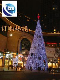 廊坊大厂大型圣诞树工厂直销 3-30米圣诞树出租出售
