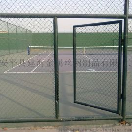 体育场勾花护栏网,篮球场围网