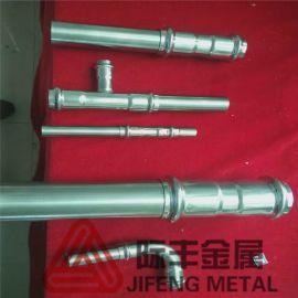 不锈钢薄壁饮用水管 卡压式水管接头配件直销