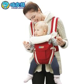 嗨皮熊 雙肩透氣嬰兒背帶 Baby sling 北京嬰兒背帶、上海嬰兒背帶 嬰童用品